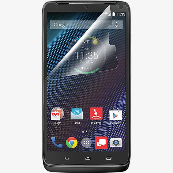 Anti-Scratch Screen Protectors for Droid Turbo