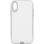 Rugged Case for iPhone XS/X - White/Grey