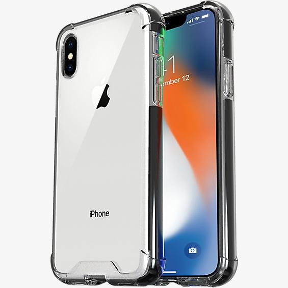 Clear Protective Case for iPhone XS/X