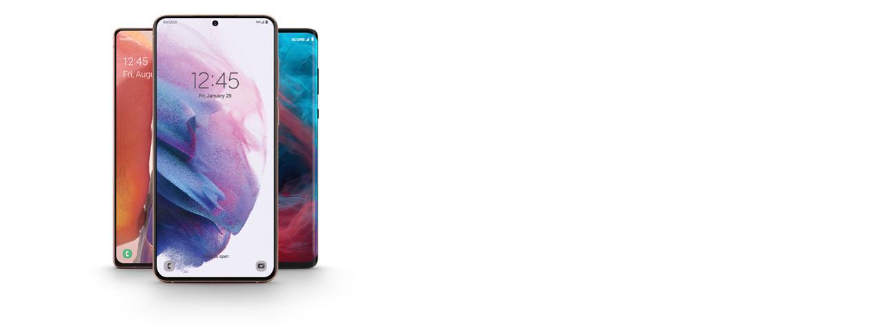 Verizon Coupon Codes - 5G Smartphones starting at just $399.99