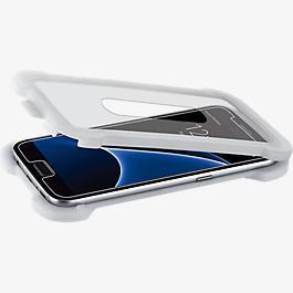 Glass Screen Protector & Applicator bundle for Samsung Galaxy S7