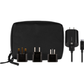 International Micro USB Wall Charger Kit