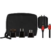 International USB-C Wall Charger Kit