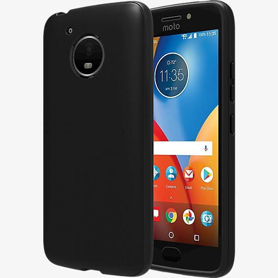Matte Silicone Cover for Moto E4 Plus