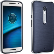 Soft Cover with Bumper for DROID Maxx 2