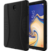 Rugged Case for Galaxy Tab S4  - Black
