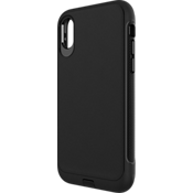 Rugged Case for iPhone XR - Black/Black