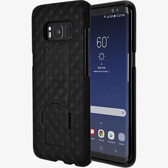 Shell Holster Combo for Galaxy S8