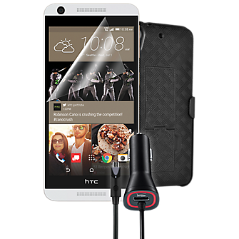 Shell Holster Combo Bundle for HTC Desire 626