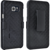 Shell Holster Combo with Kickstand for Samsung Galaxy Note 5