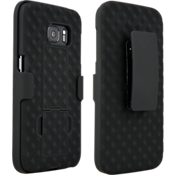 Shell Holster Combo for Samsung Galaxy S7 - Black
