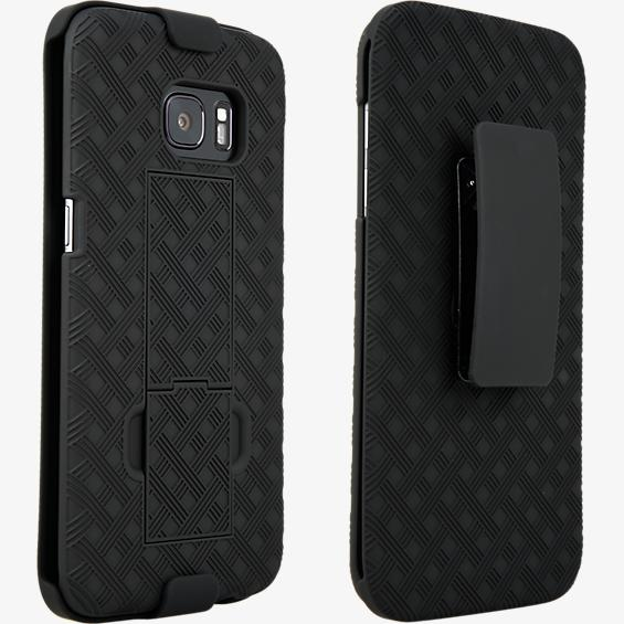Shell Holster Combo for Samsung Galaxy S7 edge