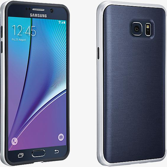 Soft Cover with Bumper for Samsung Galaxy Note 5