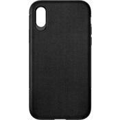Genuine Leather Case for iPhone XS Max - Black