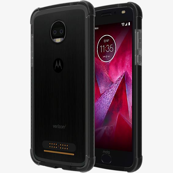 Two-Tone Bumper for moto z<sup>2</sup> force edition