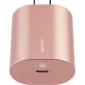 Wall Charger with USB-C Port - Rose Gold