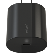 Wall Charger with USB-C Port - Black