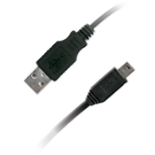 Mini USB Data Cable (Fits all VZW MINIUSB Units)