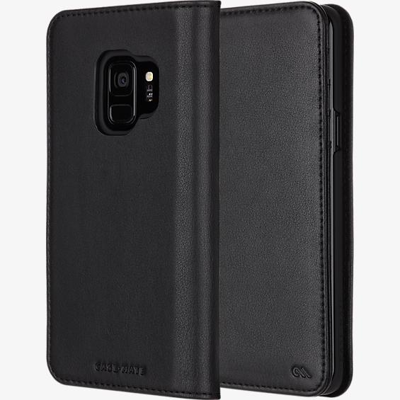 Wallet Folio Case for Galaxy S9