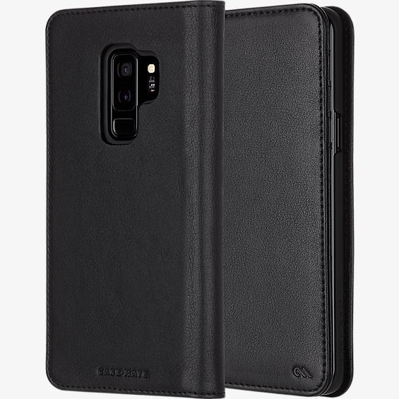 Wallet Folio Case for Galaxy S9+