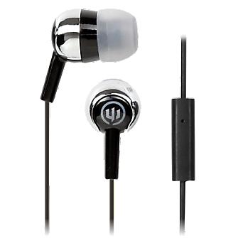 Wicked Deuce Universal Stereo Headset - Black