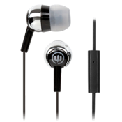 Wicked Deuce Universal Stereo Headset - Black