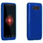 Verizon High Gloss Silicone Case for DROID MINI