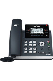 Yealink One Talk<sup>SM</sup> T41S IP Desk Phone