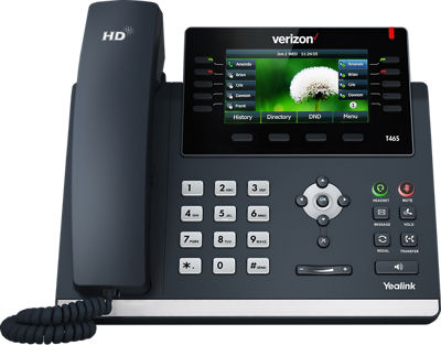 T46 SW IP Desk Phone