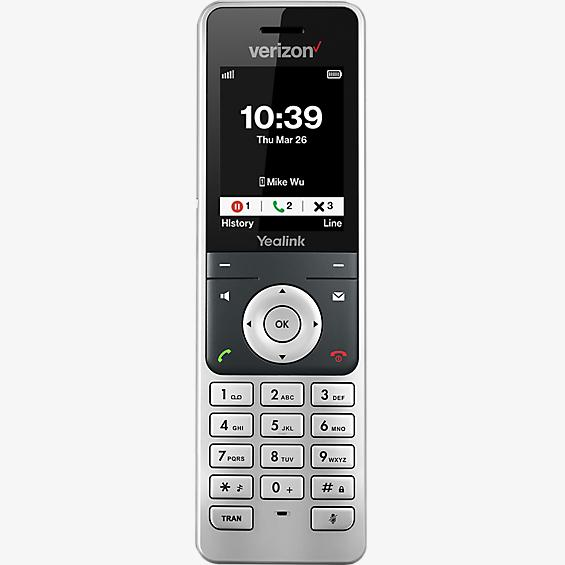Cordless Handset for One Talk IP DECT Phone Bundle