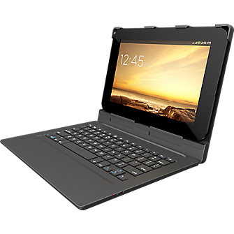 Auto-Fit Folio 10 Tablet Keyboard Case