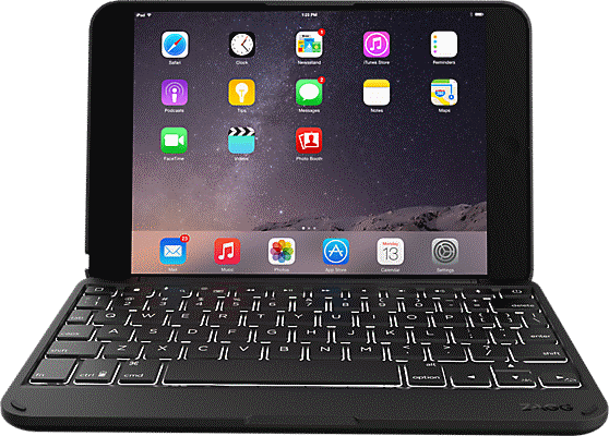 newest a5031 f3f5c Folio Keyboard Case for iPad mini 4