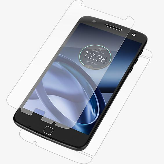InvisibleShield HD Dry Full Body for Moto Z Droid