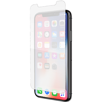 verizon wireless iphone zagg invisibleshield glass for iphone xs x verizon wireless 13239