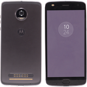 InvisibleShield Glass+ for moto z2 force edition