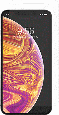 huge discount cb9a0 3bb34 InvisibleShield Glass+ for iPhone Xs Max