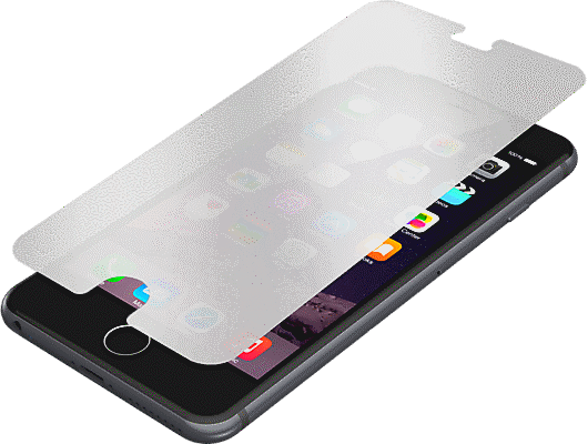 timeless design 452e6 b1639 ZAGG InvisibleShield Mirror Glass for iPhone 6 Plus/6s Plus