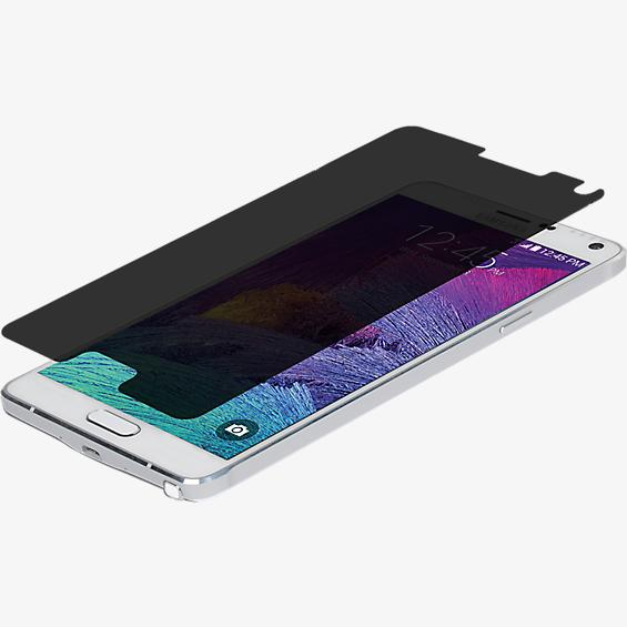 InvisibleShield Privacy Glass for Samsung Galaxy Note 4