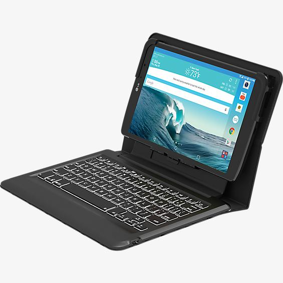 Slim Folio Bluetooth Keyboard for LG G Pad X8.3