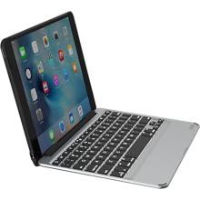 SlimBook Keyboard Case for iPad Pro 9.7 - Black