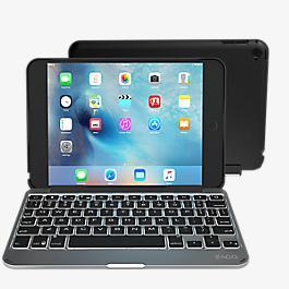 Slim Book Keyboard for iPad Mini 2/3 - Black