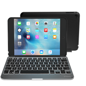Slim Book Keyboard for iPad Mini 2/3 - Black