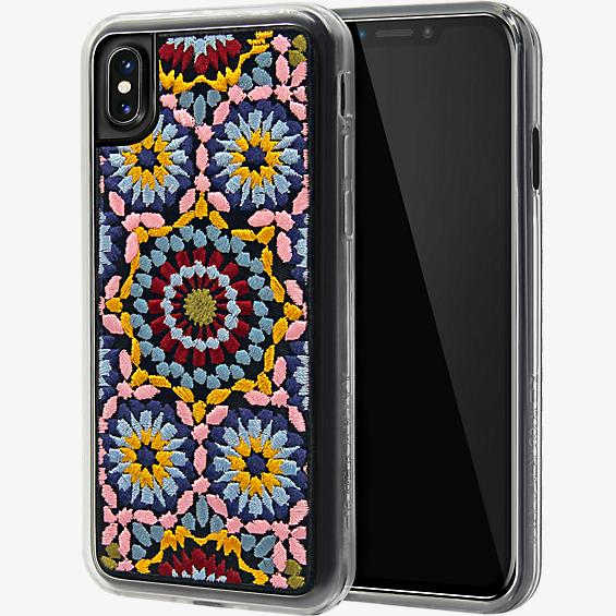 Casbah Embroidered Case for iPhone X