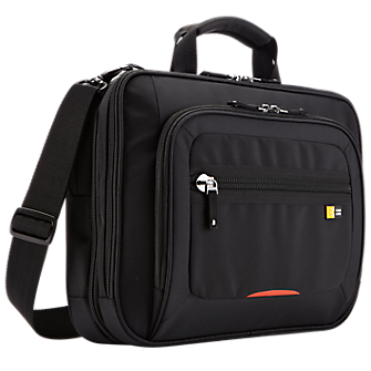 Case-Logic Briefcase Style Carrying Case for Tablets and Netbooks - Black